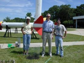 Lilacs at NASA Goddard Space Flight Center