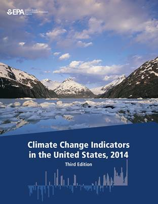Climate Change Indicators in the US, EPA