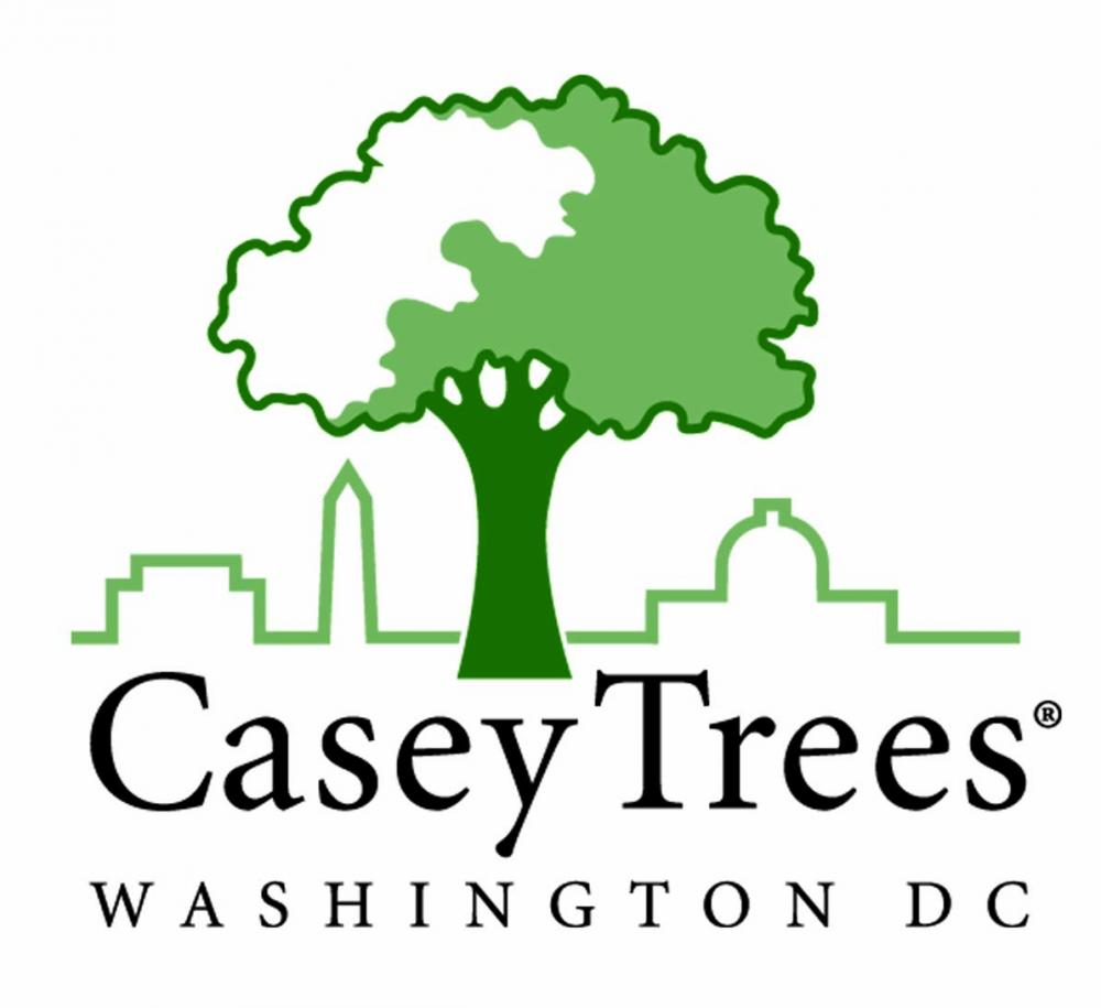 logo for Casey Trees Annual Canopy Awards