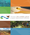 National Fish, Wildlife and Plants Climate Adaptation Strategy